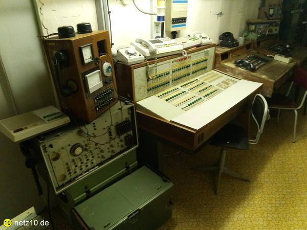 Bunker museum frauenwald stasi 2604 23
