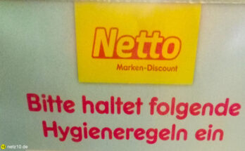 Netto Hygiene Corona