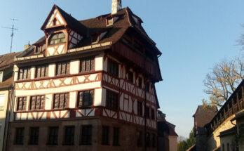Nürnberg albrecht dürer haus 1