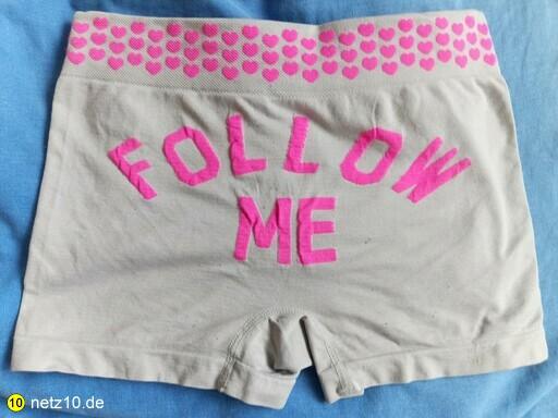 Unterhose follow me 7