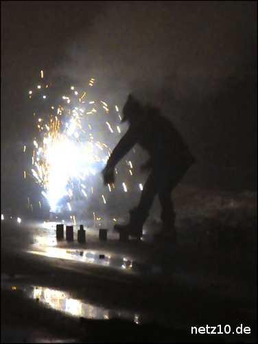 Silvester feuerwerk 1