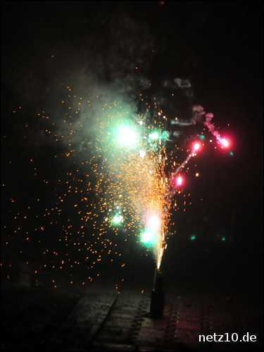 Silvester feuerwerk 3