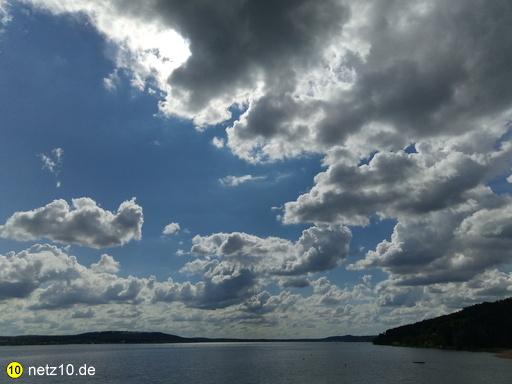 Wolken wasser