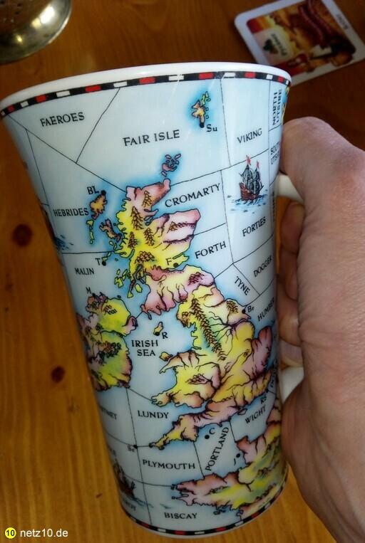Kaffeetasse england 5